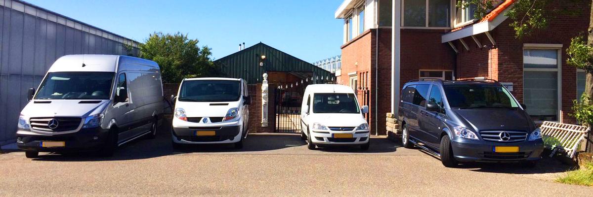 spoedkoerier westland biedt flexibel transport met verschillende vervoersmiddelen
